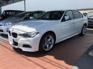 BMW 3シリーズ 320i xDrive Mスポーツ 4WD アクティブクルーズコントロール ナビ(TV視聴可能) ETC ドライブレコーダー 18インチアルミホイール