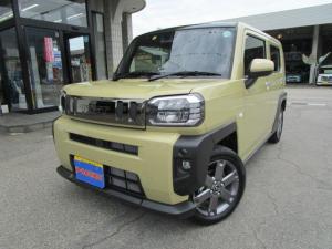ダイハツ タフト Gターボ 4WD SAIII
