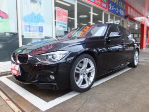 BMW 3シリーズ 320i Mスポーツ 衝突軽減ブレーキ 車線逸脱警告