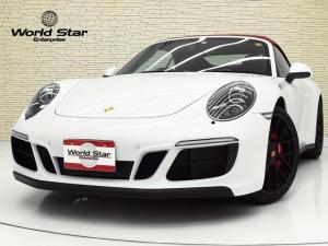 ポルシェ 911 911カレラGTS カブリオレ OP247 GTSインテリアPKG アダプティブスポーツシートプラス リアアクセルステアリング ポルシェエントリードライブ パワーステアリングプラス 前後パークセンサー Bカメラ PCMナビ 禁煙車