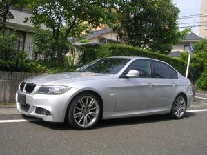 BMW 3シリーズ 320i Mスポーツ HDDナビ Bカメラ ETC HID