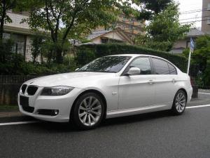 BMW 3シリーズ 320i HDDナビ HID ETC スマートキー