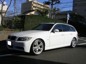BMW 3シリーズ 320iツーリング Mスポーツパッケージ ナビ フルセグTV バックカメラ