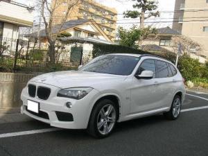 BMW X1 sDrive 18i Mスポーツパッケージ HDDナビ ETC HID スマートキー