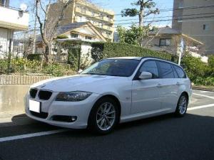 BMW 3シリーズ 320iツーリング HDDナビ ETC スマートキー