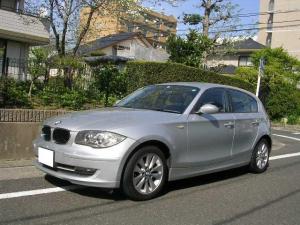 BMW 1シリーズ 116i HIDヘッドライト ETC プッシュスタート