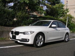 BMW 3シリーズ 320i スポーツ ワンオーナー 純正ナビ バックカメラ ドライブレコーダー コンフォートアクセス ミラーインETC パワーシート アイドリングストップ