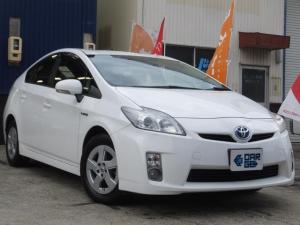 トヨタ プリウス G・Bluetooth対応SDナビ・ETC・無料保証付