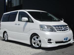 トヨタ アルファードV AS プラチナセレクションII・両側自動Sドア・リア電動G