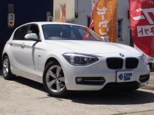 BMW 1シリーズ 116i スポーツ・アイドリングS・Pナビ・HIDヘッド