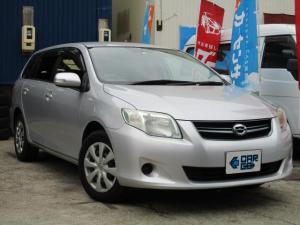 トヨタ カローラフィールダー 1.5X Gエディション Bluetooth対応SDナビ・ETC・PUSHスタート・スマートキー
