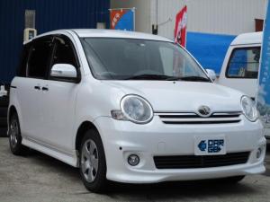 トヨタ シエンタ X Sエディション 両側電動スライドドア・Bluetooth対応SDナビ・バックカメラ・ETC・パールホワイト
