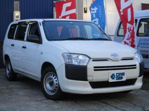 トヨタ プロボックス DXコンフォート ETC・キーレス・リアフラットシート・無料1年保証
