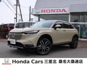ホンダ ヴェゼル e:HEV Z ホンダセンシング  Honda CONECTディスプレイ+ETC2.0車載器+ワイヤレス充電 コンビシート 18インチAW