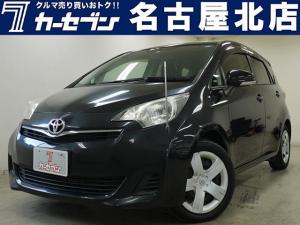 トヨタ ラクティス G ナビ/フルセグ/Bカメラ/Bluetooth/ETC