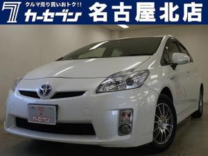 トヨタ プリウス S フルセグ/Bluetooth/バックカメラ/ETC/HIDヘッド/フォグライト/ナビ