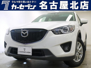 マツダ CX-5 20S ユーザー買取車/フルセグ/Bluetooth/バックカメラ/サイドカメラ