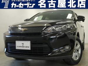トヨタ ハリアー エレガンス 新品タイヤ/フルセグ/Bluetooth/ナビ/バックカメラ/ETC/パワーシート/LEDヘッドライト