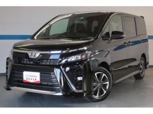 トヨタ ヴォクシー ZS サポカー 試乗車 ワンセグナビ バックカメラ LED