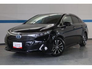 トヨタ SAI S Cパッケージ 禁煙車・HDDナビ・LED・ETC