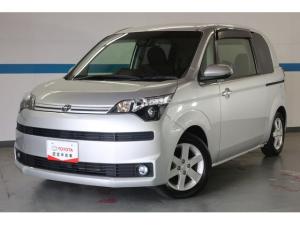 トヨタ スペイド G 禁煙車・SDナビ・フルセグTV・DVD再生・Bluetooth・HIDライト・スマートキー
