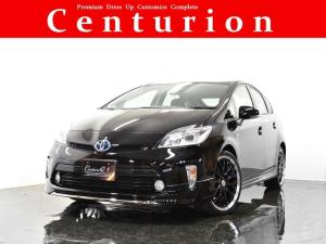 トヨタ プリウス G 黒Hレザー Bluetooth 新品19AW 新品エアロ
