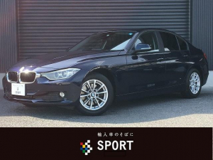 BMW 320d 純正HDDナビ Bカメラ HID 禁煙 HID