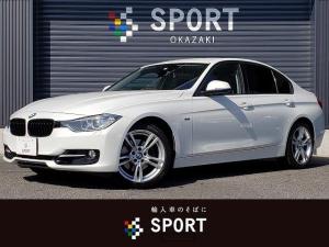 BMW 3シリーズ 320i スポーツ 6速MT 純正HDDナビ バックカメラ シートメモリー コンフォートアクセス HIDヘッドライト クルーズコントロール Mスポーツアルミホイール ミラーインETC