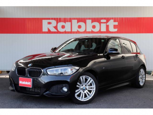 BMW 1シリーズ 118i Mスポーツ 禁煙/純正ナビ/USB/Bluetooth接続/OPコンフォ-トPKG/OPドライビングアシストPKG/インテリジェントセーフティ/LEDヘッド/スマートキー/アルカンターラコンビシート/ETC