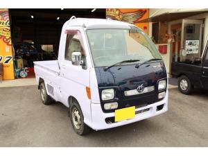 ダイハツ ハイゼットトラック is オートマ 4WD
