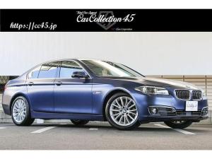 BMW 5シリーズ 528iラグジュアリー インディビジュアル/ナイトビジョン