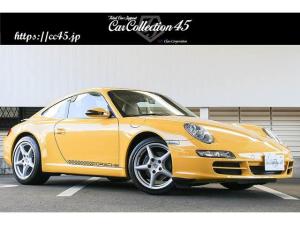 ポルシェ 911 911カレラ6速MT ベージュインテリア HIDヘッドライト