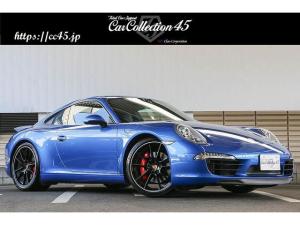 ポルシェ 911 911カレラS スポーツクロノPKG スポーツサスペンション