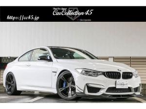BMW M4 M4クーペ DCTドライブロジック ACシュニッツァーコンプリート車 ACシュニッツァーデュアルツインマフラー ACシュニッツァーType5 20インチForged パフォーマンスUPグレード プラズマダイレクト