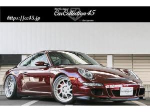ポルシェ 911 911カレラS US仕様/GT3フロントバンパー/カルモナレッドメタリックボディ/ココアブラウンスペシャルレザー/オールレザーインテリアパッケージ/車高調/ロティフォーム19インチAW/カープレイ対応AVユニット