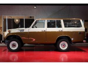 トヨタ ランドクルーザー55 トヨタ博物館登録車 中期55 2オナ ガレージ保管 全D整備