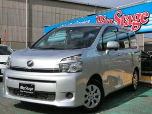 トヨタ ヴォクシー X L ED 特別保証1年 純正HDDナビ BT付