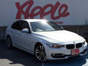 BMW 3シリーズ 320i スポーツ ユーザー買取車 純正HDDナビ バックカメラ パワーシート クルーズコントロール アイドリングストップ HIDヘッドライト ミュージックサーバー スマートキー&プッシュスタート パドルシフト ETC
