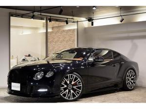 ベントレー コンチネンタル GT V8 マンソリーボディキッド マフラー 22AW
