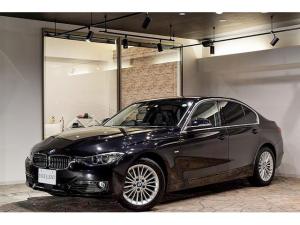 BMW 3シリーズ xDriveラグジュアリー 1オーナーディーラー記録簿 黒革