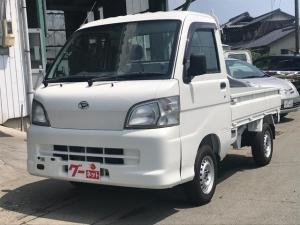 ダイハツ ハイゼットトラック エアコン・パワステ スペシャル オートマ車 4WD