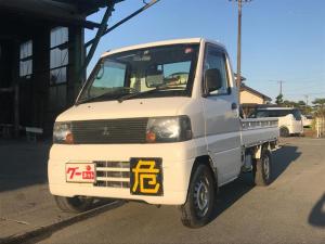 三菱 ミニキャブトラック Vタイプ 5速MT 4WD タンクローリー