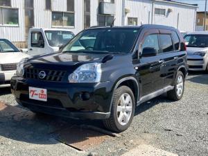 日産 エクストレイル 20X 4WD ワンオーナー 禁煙車 純正17インチアルミホイール キーレスエントリー ETC オートライト ナビ CD・DVD対応 Bluetooth対応 USB
