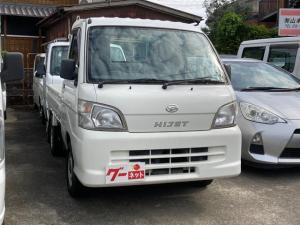 ダイハツ ハイゼットトラック  エアコン 4WD オートマ車