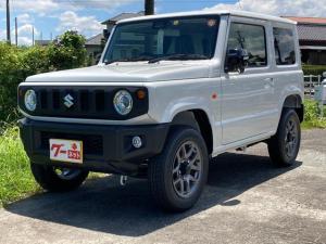 スズキ ジムニー XC 届出済未使用車 4WD 純正16インチアルミホイール スマートキー シートヒーター オートライト オートクルーズコントロール