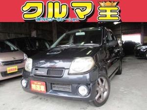 スズキ Keiワークス 4WDターボ フルエアロ 5速MT レカロシート Tチェーン