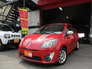 ルノー トゥインゴ ベースグレード 禁煙車 Wエアバッグ サイドエアバッグ ABS ナビ TV ETC ドライブレコーダー
