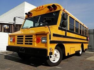 シボレーその他 USスクールバス ブルーバード社製 キッチンカー 移動販売車
