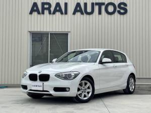 BMW 1シリーズ 116i 純正ナビ ETC 自社買取