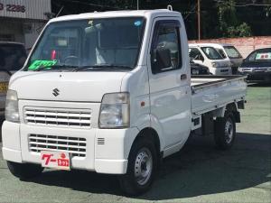 スズキ キャリイトラック KCエアコン・パワステ 5速MT 4WD